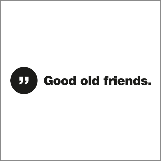 Good old friends.
